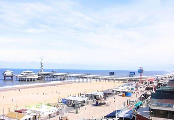Apartment in Netherlands, SCHEVENINGEN: View from the balcony
