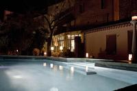 Apartment in France, Herault: Le Couvent at night