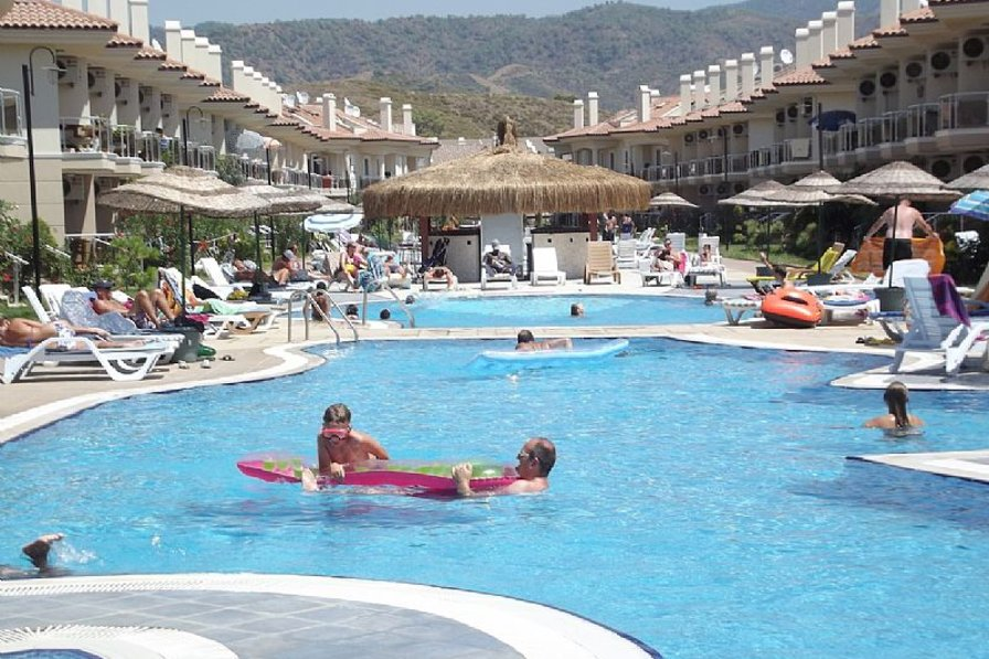 Owners abroad Holiday Apartment in Calis Beach Fethiye Neptun 3