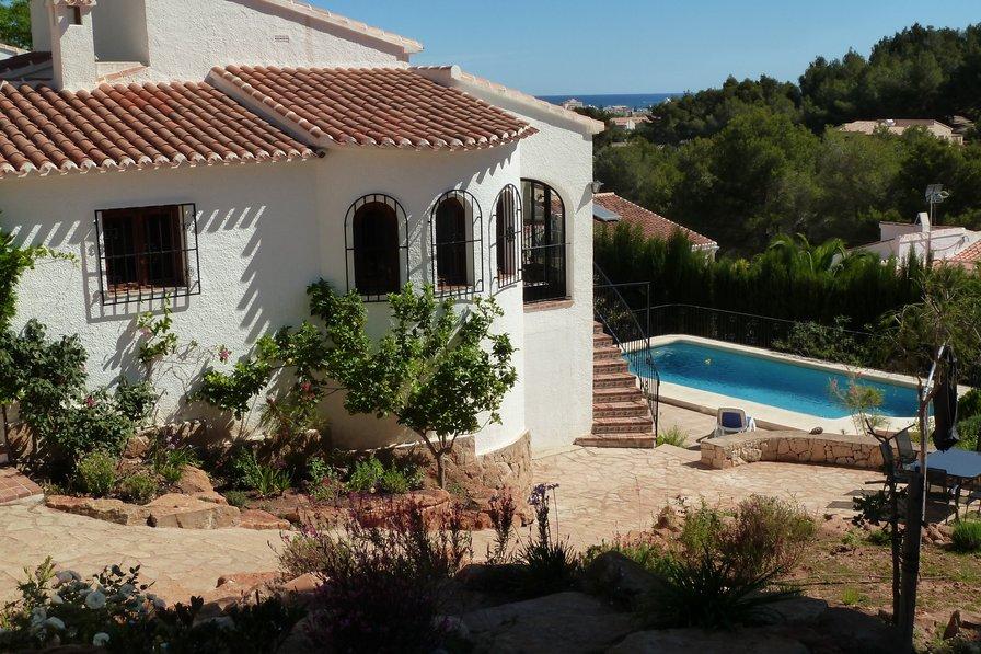 Villa in Spain, La Finca
