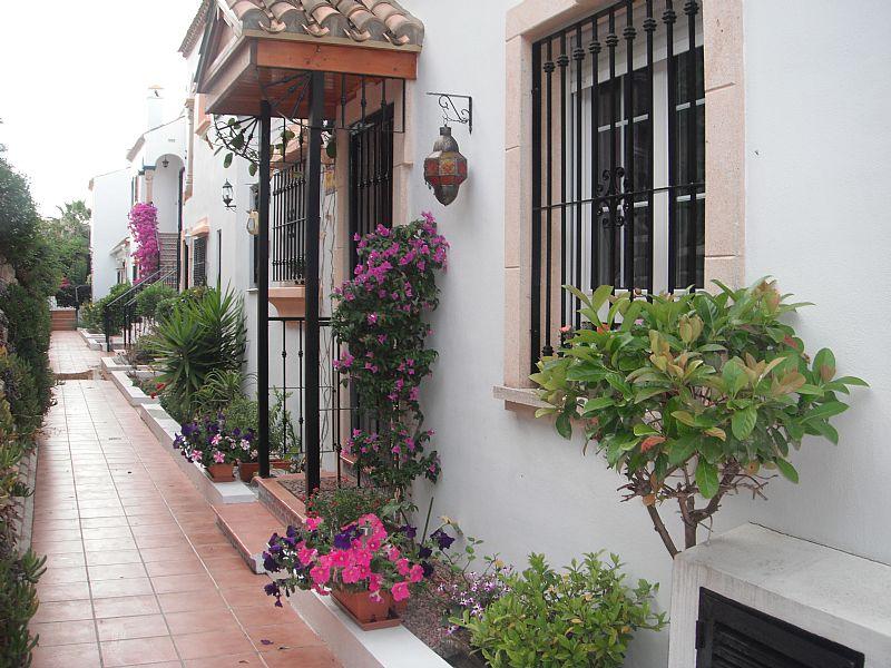 Villa in Spain, Los Dolses: BEAUTIFUL MEWS SETTING