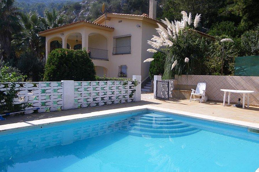 Villa in Spain, Puig-Mola