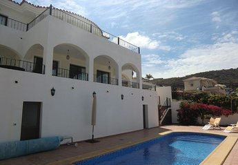 Villa in Spain, Fanabe: The villa is particularly impressive