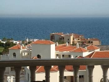 Apartment in Spain, Golf del Sur: Fantastic Views from the Balcony!
