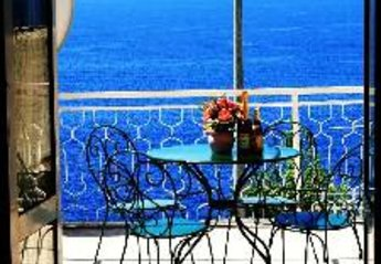 Apartment in Croatia, Cavtat: TERRACE WITH PARTLY SEA VIEW
