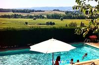 Villa in Italy, Cetona: Swimming pool