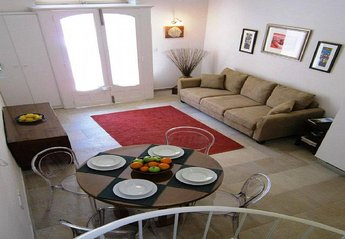Village House in Malta, Zebbug: Air-conditioned Living room