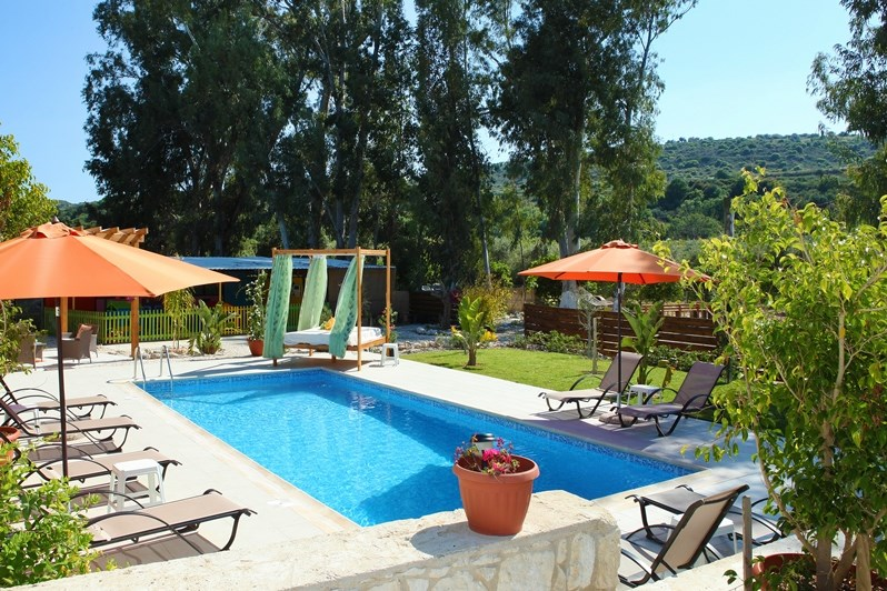 Villa in Cyprus, Goudi