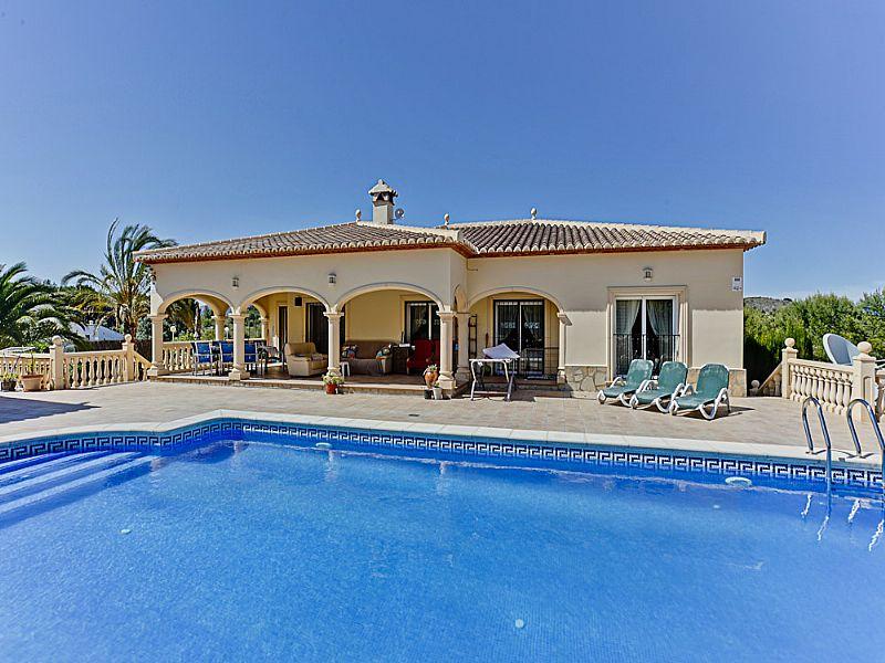 Villa in Spain, Sol del Este: Luxury 5 bedroom villa in Javea