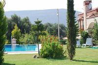 Villa in Turkey, Alacati: view to the swimming pool