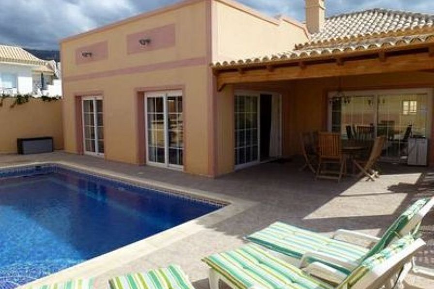 Villa in Spain, Sueño Azul: Lovely pool area