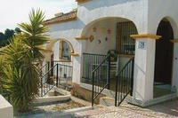 Villa in Spain, La Marina: Front of villa