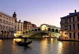 Venice -  Apartment Blue Santangel - 4 pax