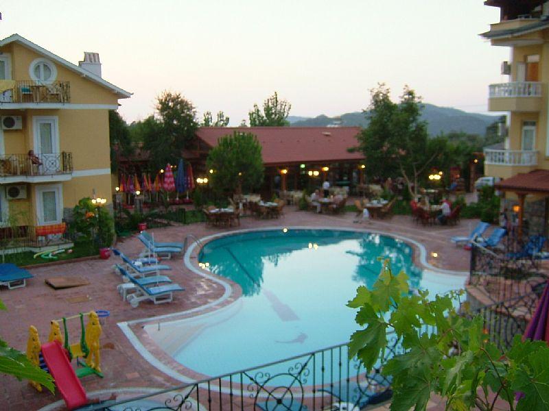 Apartment in Turkey, Hisaronu: Mountain Valley Pool