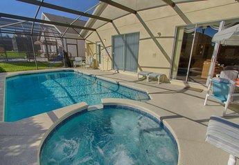 Villa in USA, Glenbrook: Pool & Spa