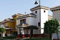 Villa in Spain, Mar Menor Golf Resort (Polaris World): Front of villa