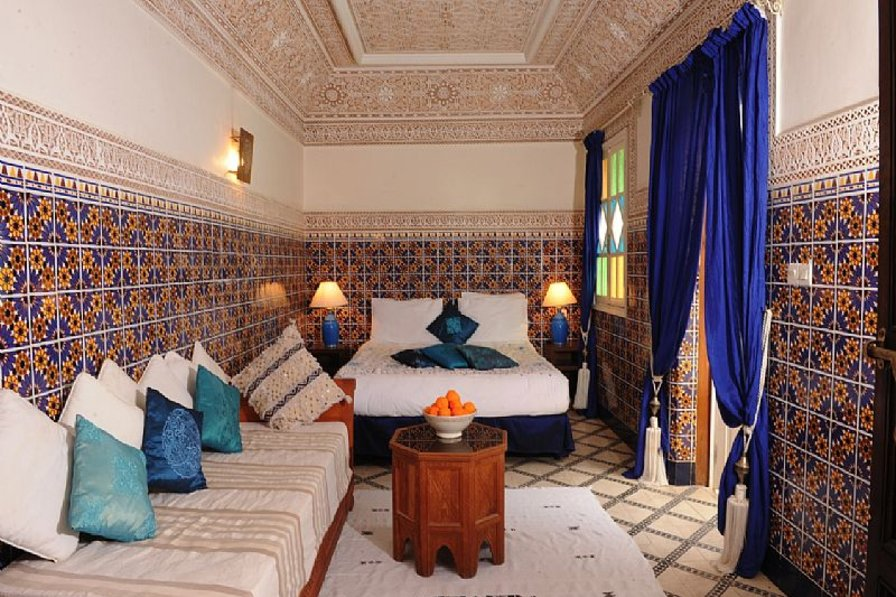 Owners abroad Riad Shaden in Marrakech medina - Suite - sleeps 3