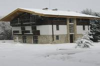 Chalet in Bulgaria, Borovets: Chalet Bor - Winter