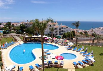 Apartment in Portugal, Albufeira: Pool at Cerro Mar Garden