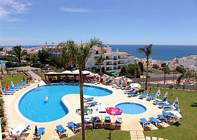 Apartment in Portugal, Albufeira old town: POOL