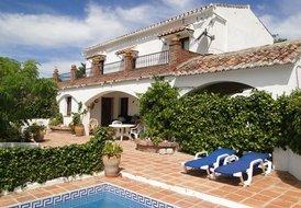 Villa Oliver,Comares,Costa del Sol,Andalucia