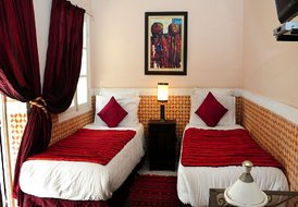 Riad in Marrakech medina - Kaiss Twin room - sleeps 2