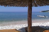 Villa in Montenegro, Kruče: Beach Kruce, 180 m from the house