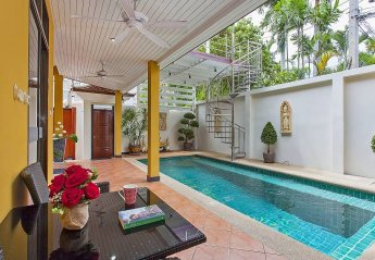 4 bedroom Villa for rent in Pattaya