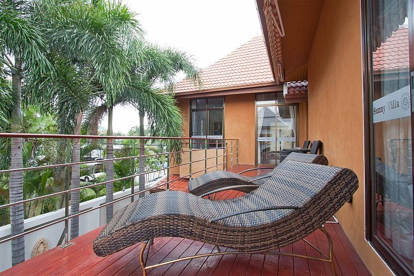Owners abroad Sunny Villa | 4 Bed Property with Private Pool in Jomtien South P