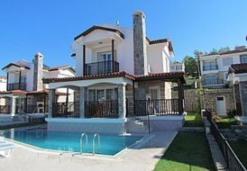 Luxury private 4 bed villa, with pool in Turkey
