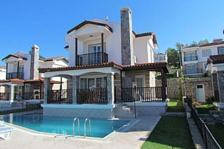 Villa To Rent In Kemer Turkey With Private Pool 87952