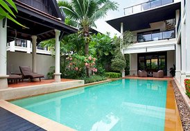 Phuket - Maan Tawan Villa 4BED