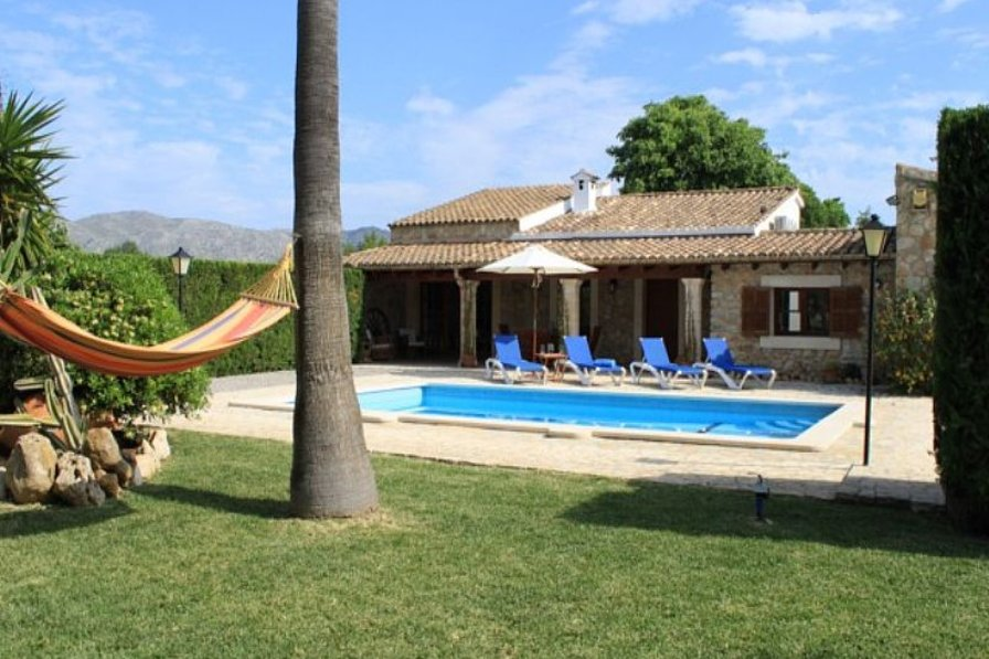 Owners abroad Beautiful Countryside Stone Finca 2.5 km from Pollensa Old Town