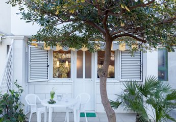 Studio Apartment in Croatia, Lapad: Terrace