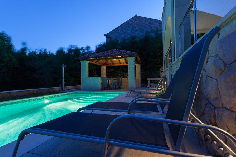 Villa in Croatia, Mokosica