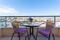Studio_apartment in Croatia, Lapad Bay: Balcony