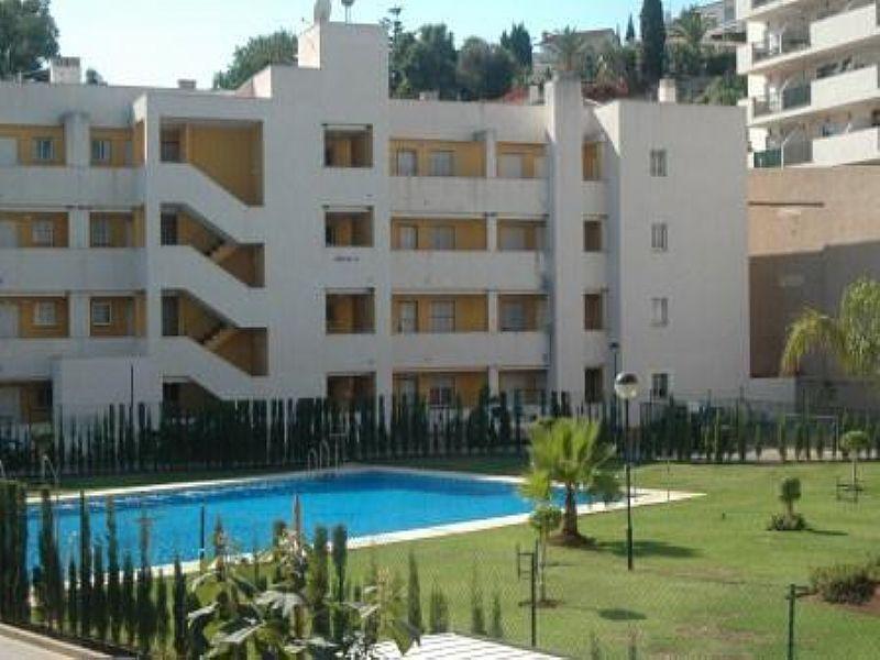 Apartment in Spain, Miraflores: Pool view