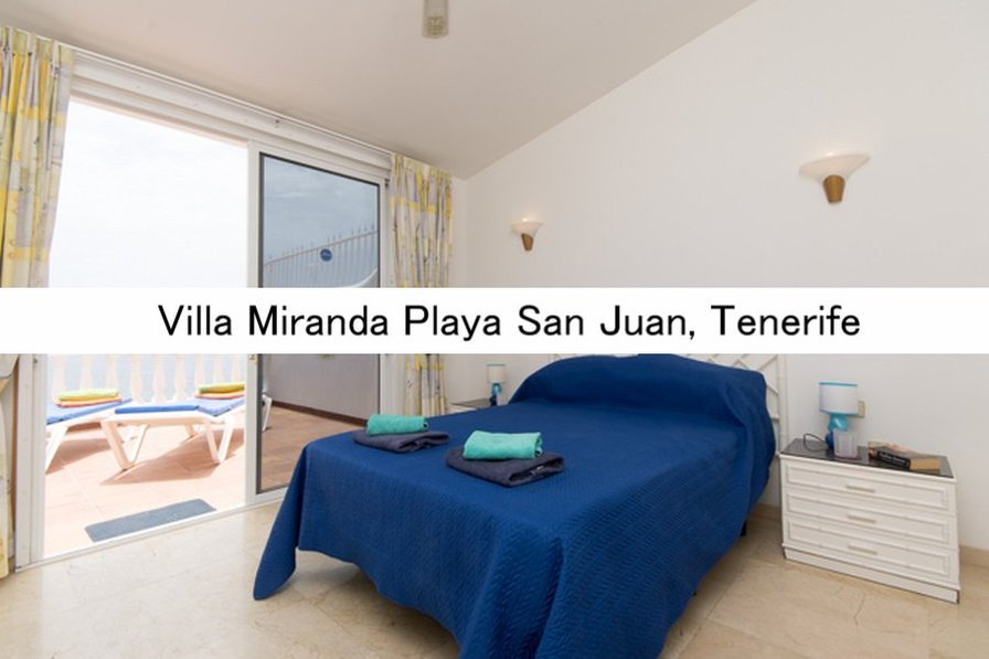 Villa in Spain, Playa de San Juan