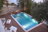 Villa in Croatia, Trogir: Pool