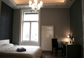 Lux & Chic Apt  giving on Knez Mihailova