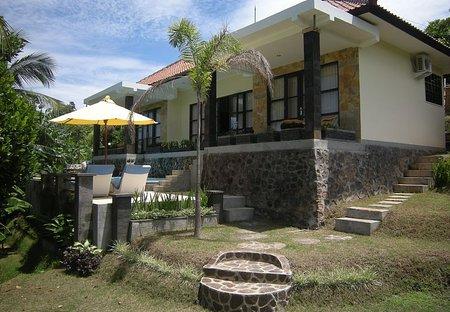Villa in Lovina, Bali: The villa