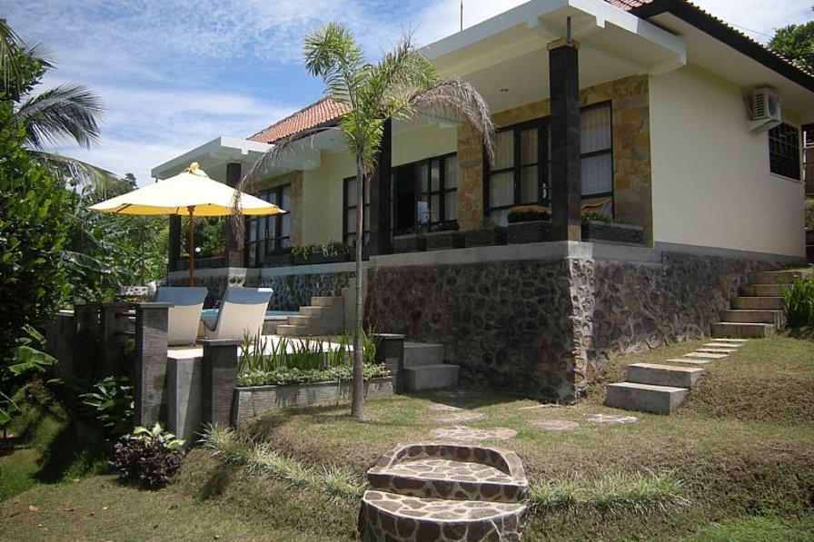Villa in Indonesia, Lovina: The villa