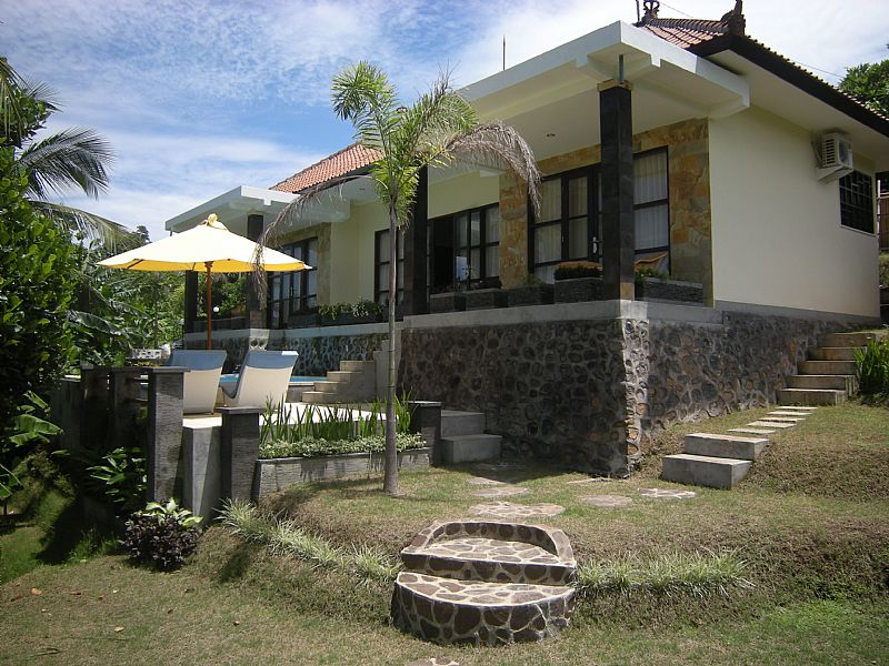 Villa in Indonesia, Lovina: The villa