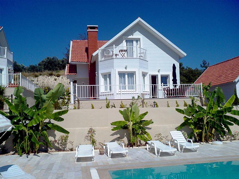 Villa in Turkey, Sogucak: Pine Valley Villa