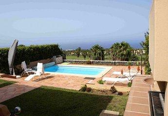 Villa in Spain, Barranco de las Torres: Pool and Garden