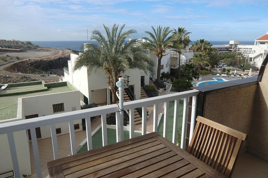 Apartment in Spain, Sueño Azul: Sea views from the balcony