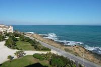 Superior front line apartment with outstanding views