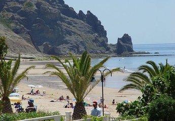 Apartment in Portugal, Praia da Luz: View of Luz beach from the apartment
