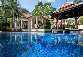 Pattaya | Villa Aquamarine - 3BED