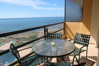 Apartment in Spain, Golf del Sur: Stunning sea views from the sunny balcony